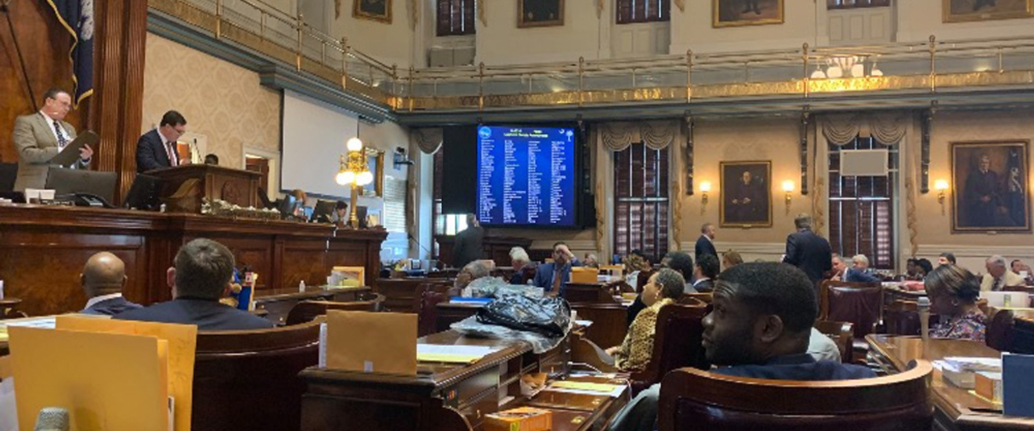 Rose, Colleagues in House approve Emergency COVID-19 funds in special session