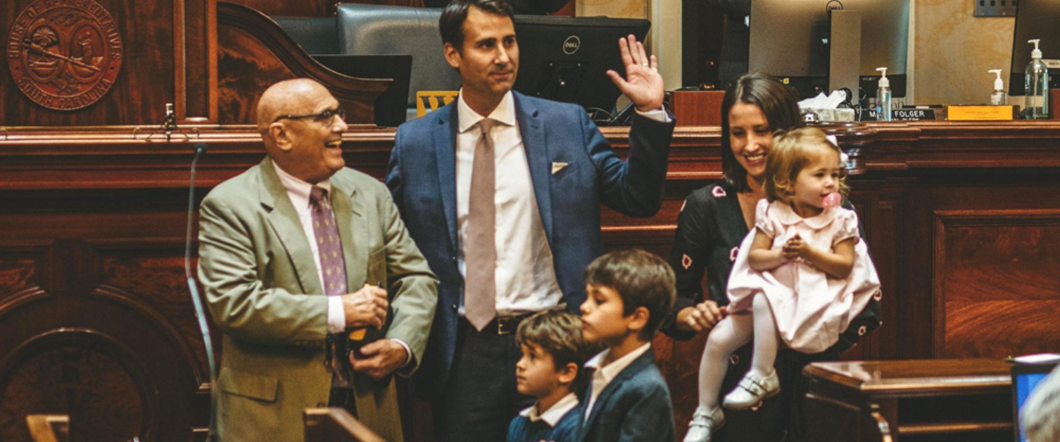 A Young Councilman Rises to State House