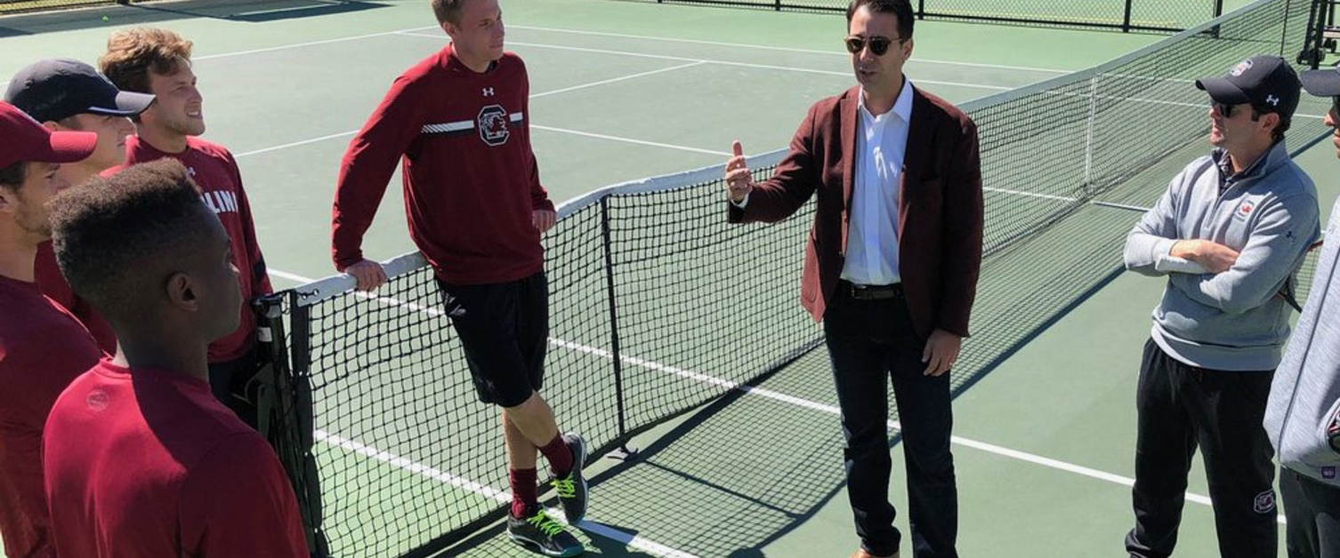 USC Tennis roots shaped Rose's dedication, values